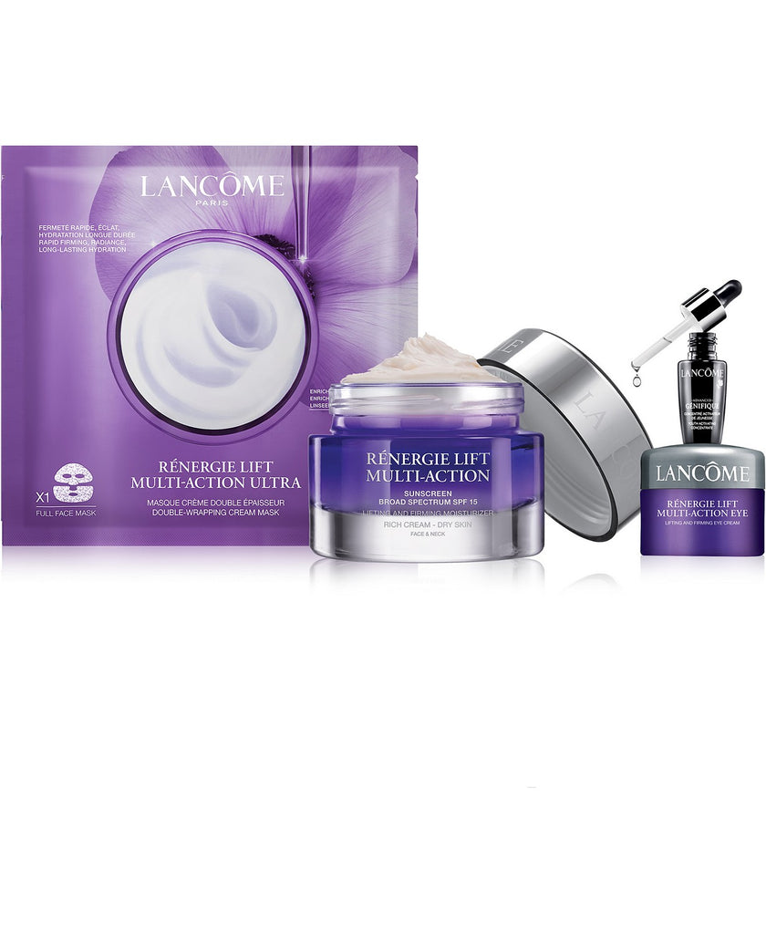 4-Pc. Rénergie Lift Multi-Action Ultra Visibly Lift, Firm & Hydrate Set