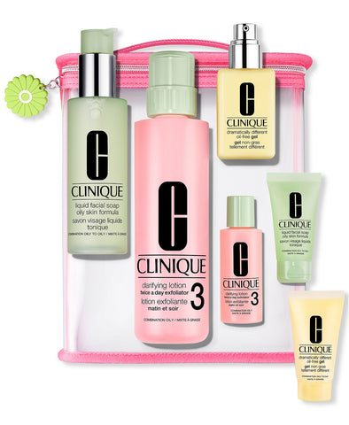 7 Pc. Great Skin Everywhere Gift Set - Skin Types 3 & 4