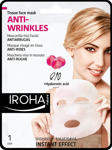 ANTI-WRINKLES Sheet Mask - Q 10