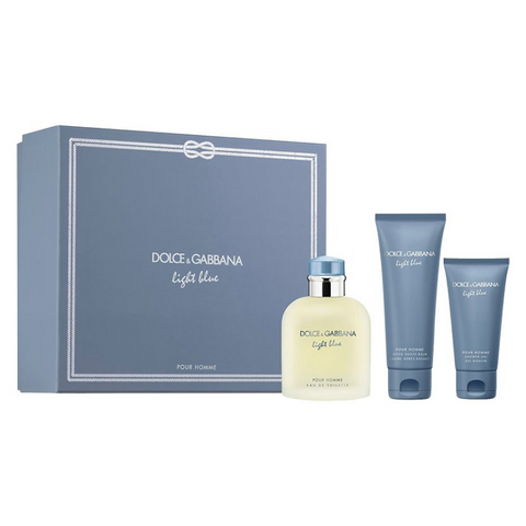 Dolce & Gabbana Light Pour Homme EDT Gift Set