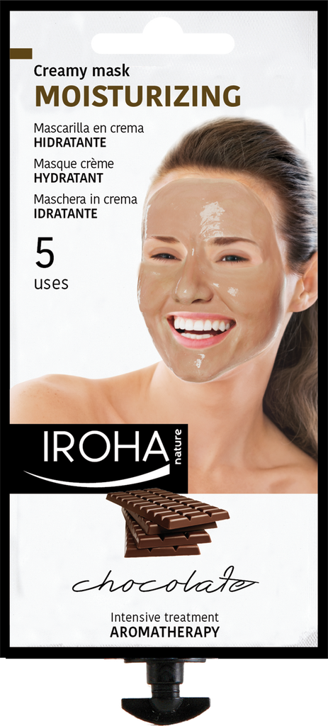 MOISTURIZING face Mask - Chocolate