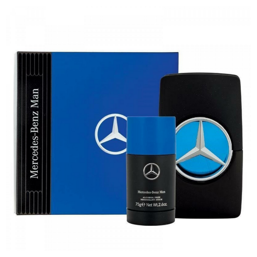 Mercedes Benz Man EDT Gift Set