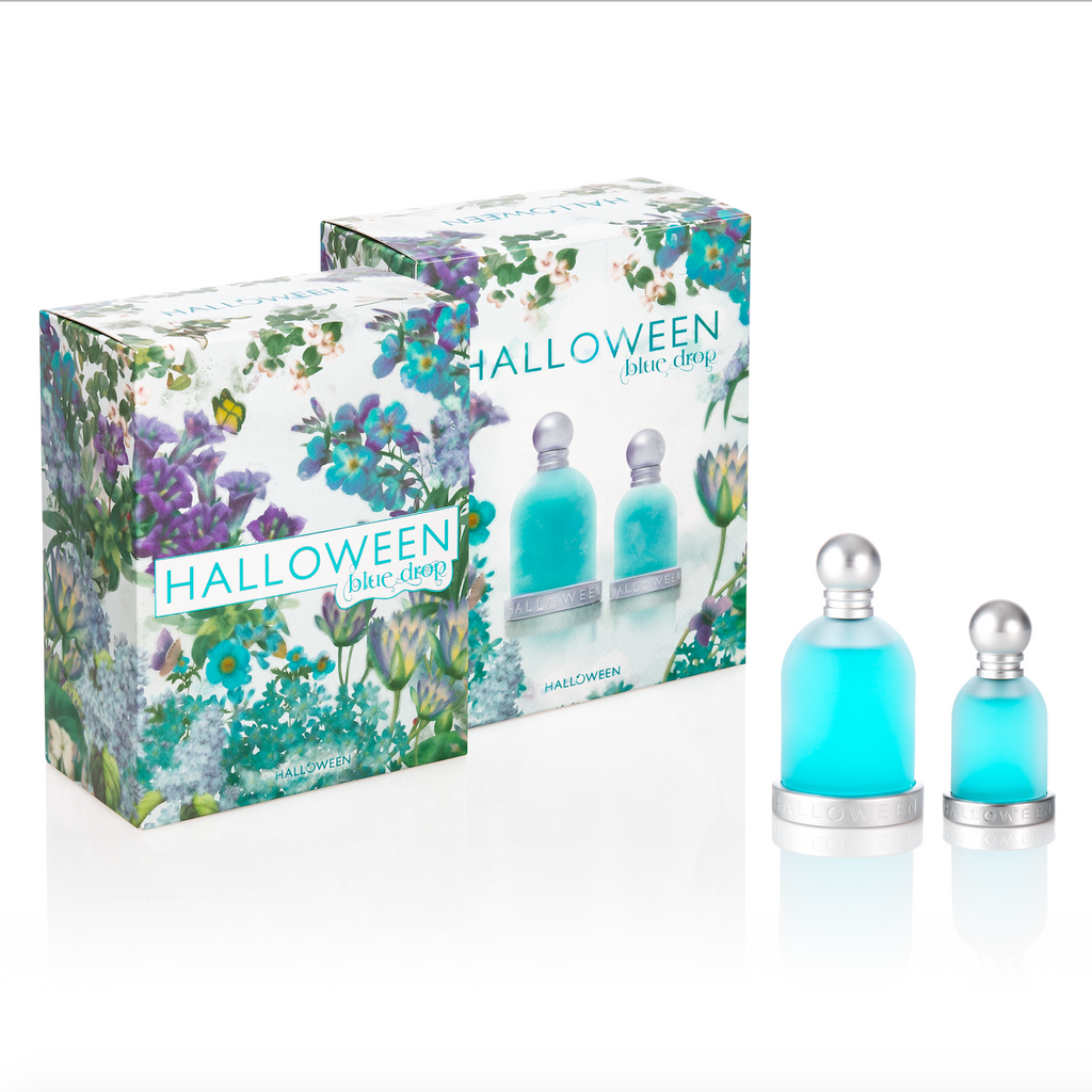 HALLOWEEN BLUE DROP EDT 2PC GIFT SET