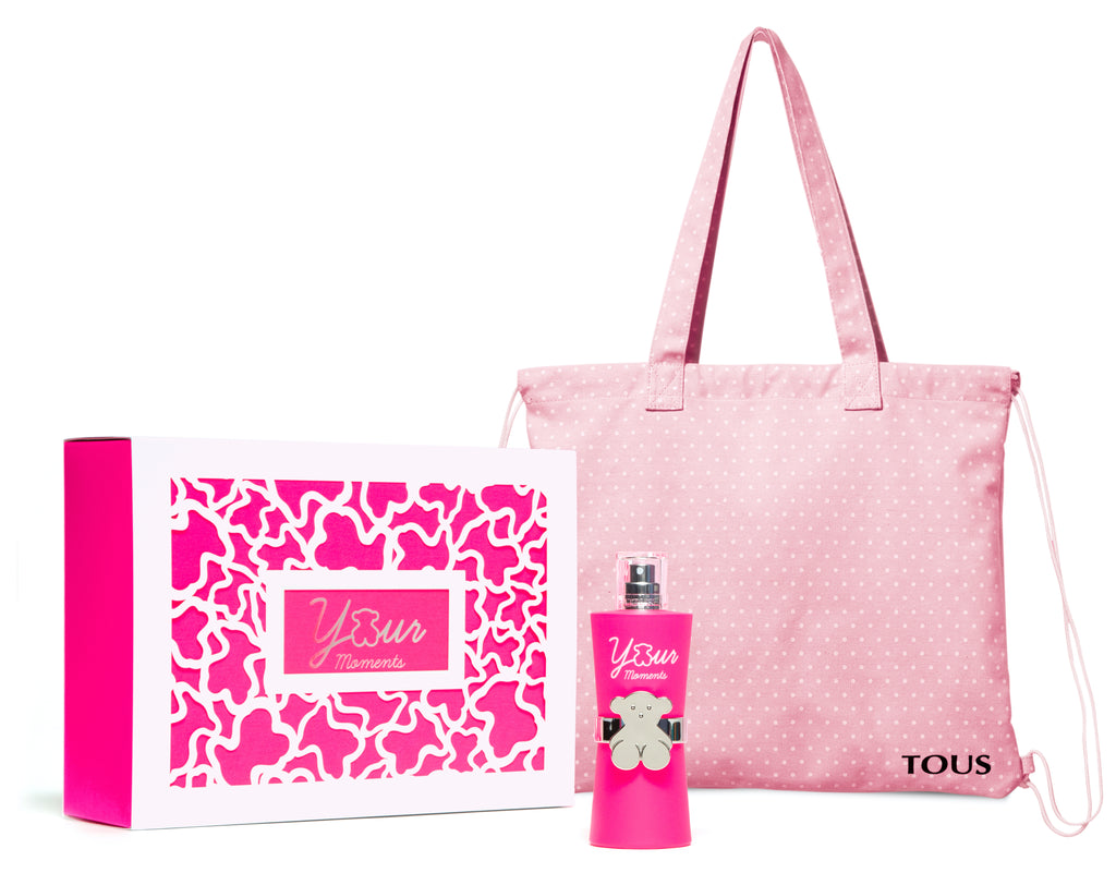 TOUS YOUR MOMENT EDT 2PC GIFT SET
