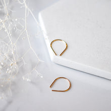 Horseshoe Earrings - Quad Espresso Jewelry