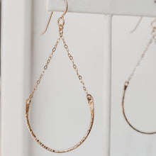 Hammered Swings - Quad Espresso Jewelry
