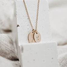 Dandellion Oval Necklace - Quad Espresso Jewelry