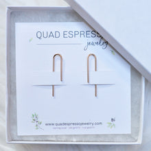 Tiny Threaders - Quad Espresso Jewelry
