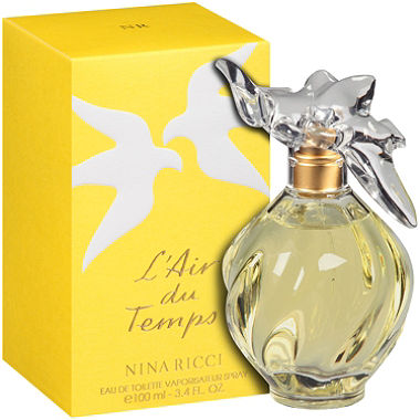L'Air Du Temps for Women by Nina Ricci EDT