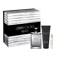 Jimmy Choo Man 3.3oz EDT & .25 EDT & 3.3 Aftershave Balm