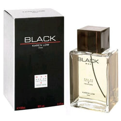BLACK For Men by Karen Low EDT - Aura Fragrances
