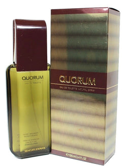 QUORUM For Men by Antonio Puig EDT - Aura Fragrances