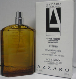 AZZARO For Men by Loris Azzaro EDT 3.4 OZ. (Tester/No Cap) - Aura Fragrances