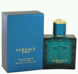VERSACE EROS For Men by Versace EDT - Aura Fragrances