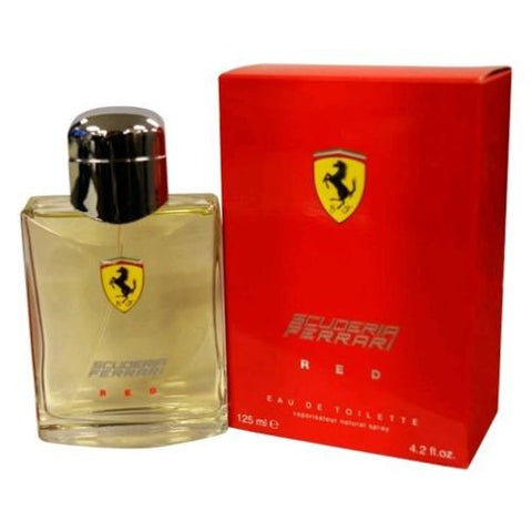 SCUDERIA FERRARI RED For Men by Ferrari EDT - Aura Fragrances
