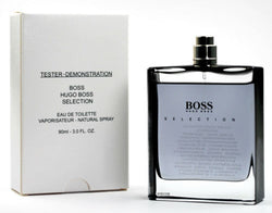 BOSS SELECTION For Men by Hugo Boss EDT 3.0 OZ. (Tester No/Cap) - Aura Fragrances