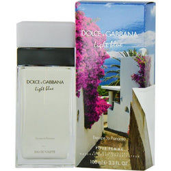 DOLCE & GABBANA LIGHT BLUE ESCAPE TO PANAREA For Women EDT - Aura Fragrances