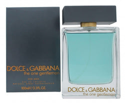DOLCE & GABBANA THE ONE GENTLEMAN EDTfor Men - Aura Fragrances