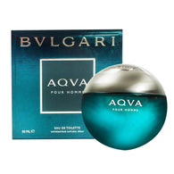 AQVA POUR HOMME By Bvlgari EDT for Men - Aura Fragrances