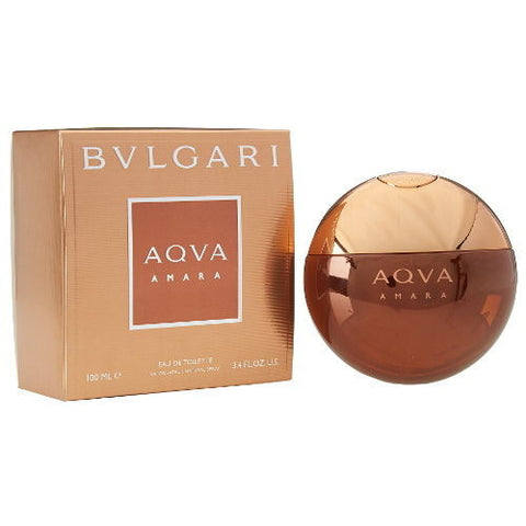 AQVA AMARA For Men by Bvlgari EDT - Aura Fragrances