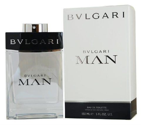 BVLGARI MAN By Bvlgari EDT - Aura Fragrances