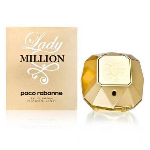 LADY MILLION  For Women by Paco Rabanne EDP - Aura Fragrances
