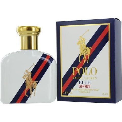 POLO BLUE SPORT For Men by Ralph Lauren EDT - Aura Fragrances