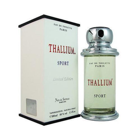 THALLIUM SPORT By Yves De Sistelle EDTfor Men - Aura Fragrances
