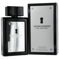 THE SECRET For Men by Antonio Banderas  EDT - Aura Fragrances