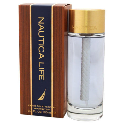 NAUTICA LIFE  For Men By Nautica EDT - Aura Fragrances