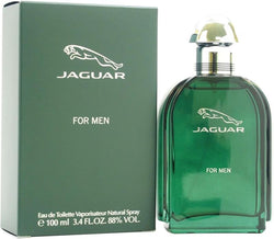 JAGUAR (GREEN) For Men by Jaguar EDT - Aura Fragrances