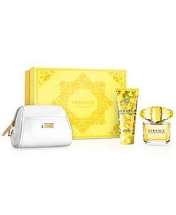 YELLOW DIAMOND For Women by Versace EDT 3.0oz/BL 3.4oz/BAG - Aura Fragrances