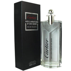 DECLARATION D UN SOIR INTENSE For Men by Cartier EDT - Aura Fragrances