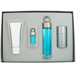 360 By PERRY ELLIS EDT 3.4oz/.25oz/A.S. 3.0oz/ Deo 2.75oz For Men - Aura Fragrances