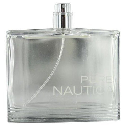 PURE NAUTICA For Men by Nautica EDT 3.4 OZ. (Tester /No Cap) - Aura Fragrances