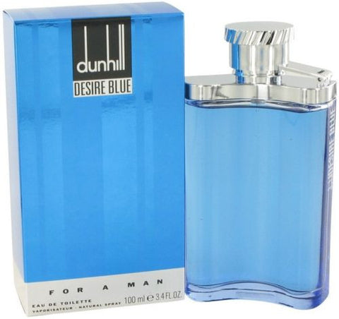 DUNHILL DESIRE BLUE For Men by Alfred Dunhill EDT - Aura Fragrances