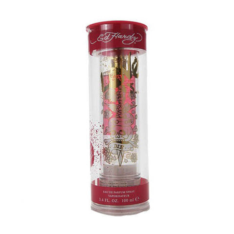 ED HARDY LOVE IS For Women by Christian Audigier EDP - Aura Fragrances