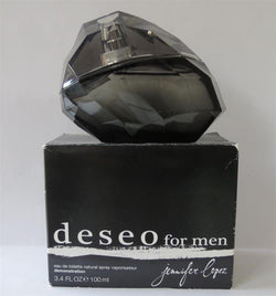 DESEO For Men by Jennifer Lopez EDT - Aura Fragrances