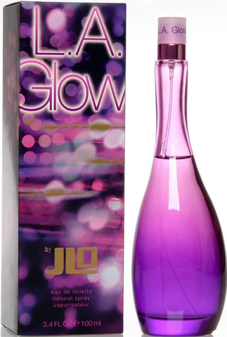 L.A. GLOW For Women by Jennifer Lopez EDT - Aura Fragrances