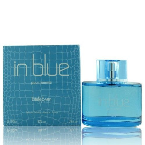 IN BLUE POUR HOMME For Men by Estelle Ewen EDT - Aura Fragrances