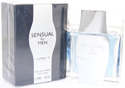 SENSUAL For Men by Johan B. EDT - Aura Fragrances