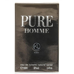 PURE HOMME  For Men by Karen Low EDT - Aura Fragrances