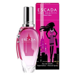 SEXY GRAFFITI (Limited Edition) For Women by Escada EDT - Aura Fragrances
