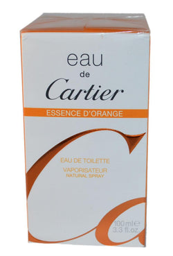 EAU DE CARTIER ESSENCE D'ORANGE For Women by Cartier EDT - Aura Fragrances