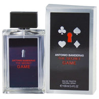 THE SECRET GAME For Men by Antonio Banderas EDT - Aura Fragrances