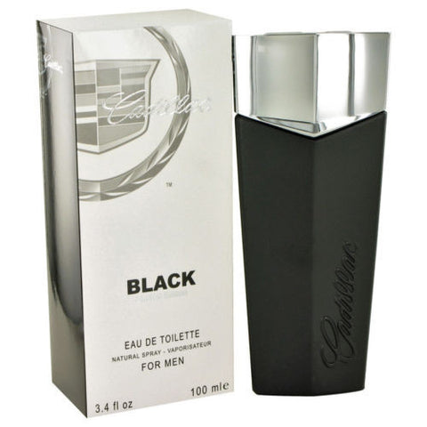 CADILLAC BLACK For Men by Cadillac EDT - Aura Fragrances