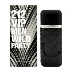 212 VIP WILD PARTY For Men by Carolina Herrera EDT - Aura Fragrances