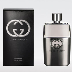 GUCCI GUILTY For Men by Gucci EDT - Aura Fragrances