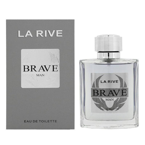 BRAVE MAN by La Rive EDT - Aura Fragrances