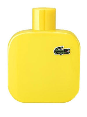 EAU DE LACOSTE L.12.12 JAUNE For Men by Lacoste EDT - Aura Fragrances